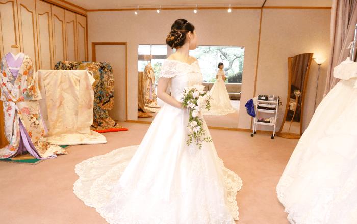 花嫁ヘアセット・メイクリハーサル